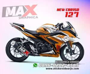 decal cbr 150r repsol